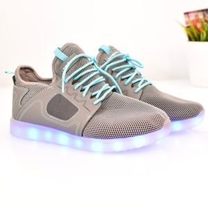 flashlights LED Tennis Shoes Sneakers